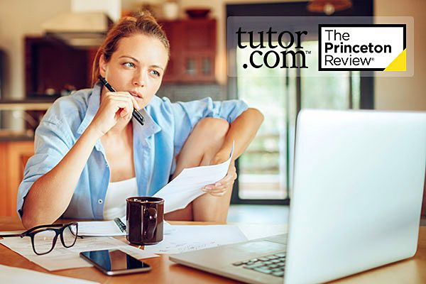 tutor.com/The Princeton Review