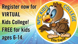 Register now for virtual kids college