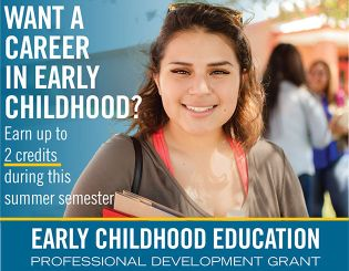 Want a career in Early Childhood?