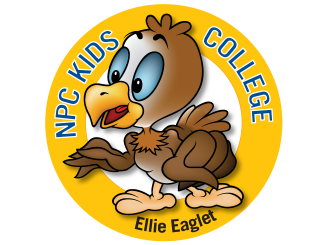 NPC Kids College Ellie Eagle