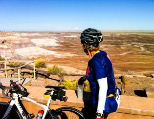 Scenic views await Pedal the Petrified riders