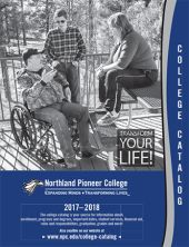 NPC College Catalog Cover