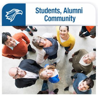 Students, Alumni & Community