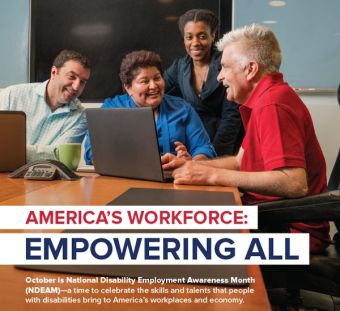 America's Workforce: Empowering All