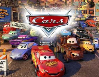 Cars Drive In Movie