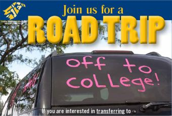 Join us on a University Transfer Road Trip