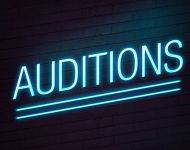 Spring Virtual Auditions