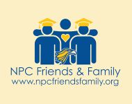 NPC Friends and Family logo
