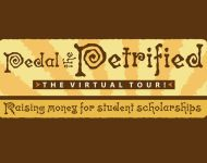 Pedal the Petrified - The Virtual Tour